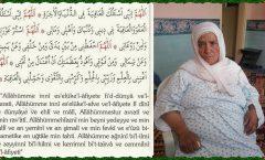 Hastamıza Şifa Ayşe Gögoğlu