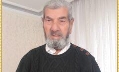 Vefat Mustafa Çetinkaya